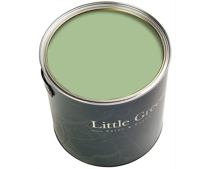 Little Greene Traditional Oil Gloss Pea Green 91 Paint