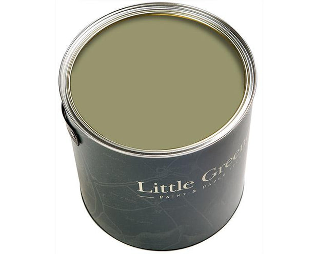 Little Greene Tom's Oil Eggshell Sir Lutyens' Sage 302 Paint