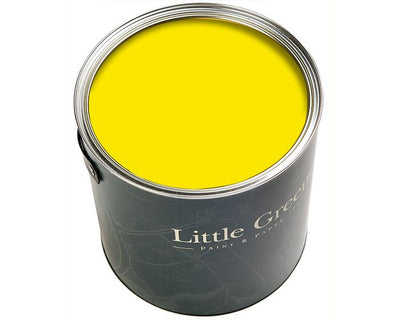 Little Greene Intelligent Satinwood Trumpet 196 Paint