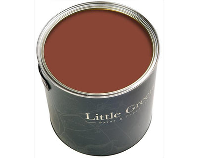 Little Greene Intelligent Exterior Eggshell Tuscan Red 140 Paint