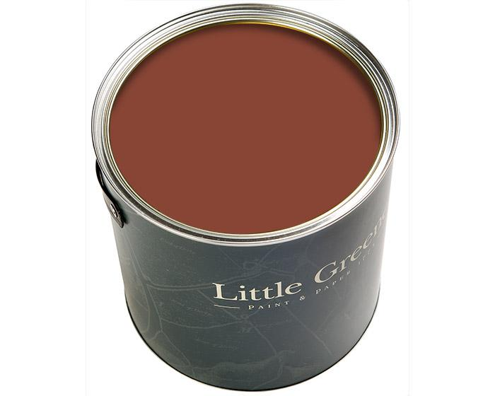 Little Greene Traditional Oil Gloss Tuscan Red 140 Paint