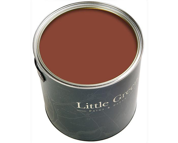 Little Greene Absolute Matt Emulsion Tuscan Red 140 Paint