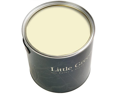 Little Greene Intelligent Eggshell White Lead Mid 170 Paint