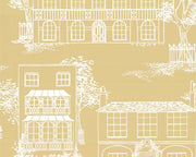 Little Greene Hampstead Yellow Apple 0273HAYELLO Wallpaper