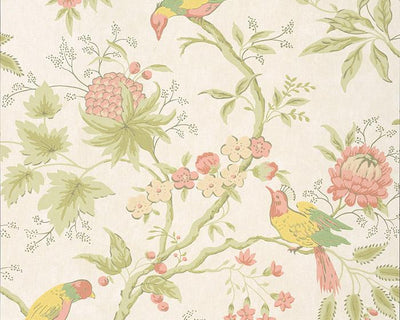 Little Greene Brooke House Cloth 0293BRCLOTH Wallpaper