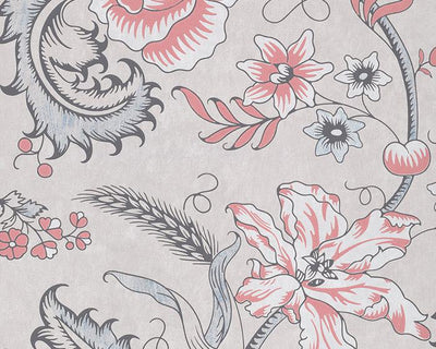 Little Greene Woodblock Trail Union 0293WOUNION Wallpaper
