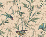 Little Greene Great Ormond St Parchment 0251GOPARCH Wallpaper