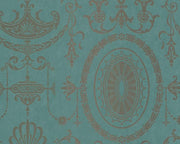 Little Greene Pall Mall Canton Gold 0251PMCANTO Wallpaper