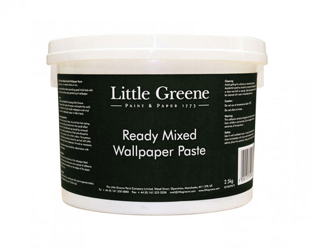 Little Greene Ready Mixed Wallpaper Adhesive