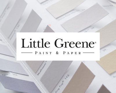 Little Greene Green - Colour Chart