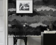 Sandberg Midnatt Dark Grey 637-14 Wallpaper