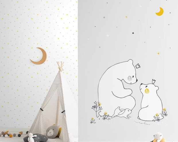 Galerie Little Explorers ND21151 Wallpaper