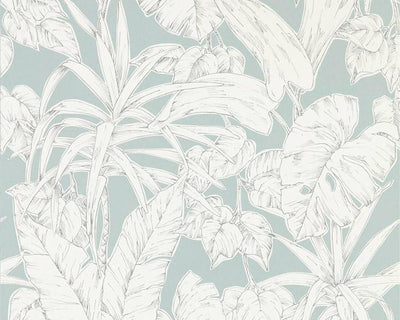 Scion Parlour Palm Fossil 112025 Wallpaper