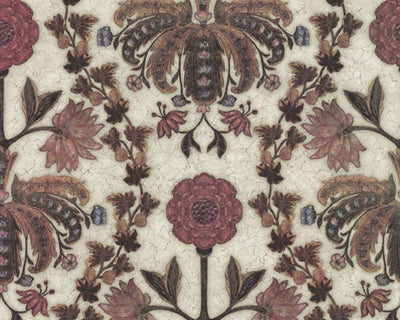 Little Greene New Bond Street Scroll 0282NBSCROL Wallpaper