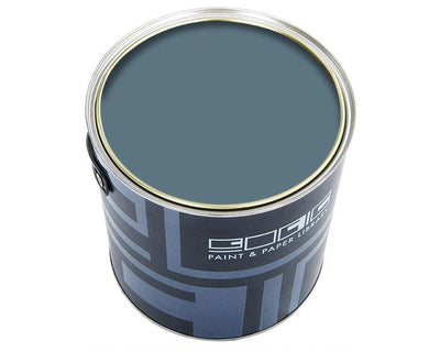 Paint & Paper Library Oil Eggshell Blue Blood 668 Paint