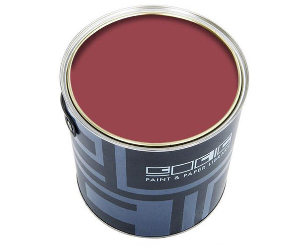 Paint & Paper Library Pure Flat Emulsion Elizabethan Red 419 Paint