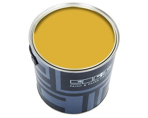 Paint & Paper Library Pure Flat Emulsion Gamboge 484 Paint