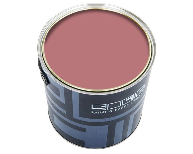 Paint & Paper Library Pure Flat Emulsion Rhubarb 376 Paint