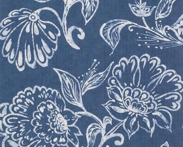 William Yeoward Philippine Indigo PWY9001/01 Wallpaper