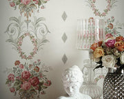 Little Greene Palais Redowa 0248PAREDOW Wallpaper