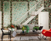 Little Greene Paradise Nightshade 0247PANIGHT Wallpaper
