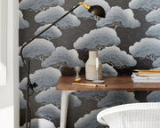 Little Greene Pines Ash Pine 0290PIASHPI Wallpaper