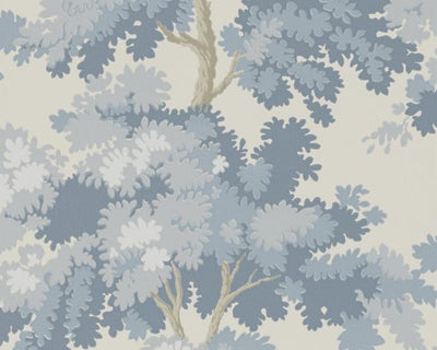 Sandberg Raphael Light Blue 444-36 Wallpaper