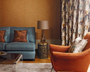 Zoffany Rushes Drift Wood 312494 Wallpaper
