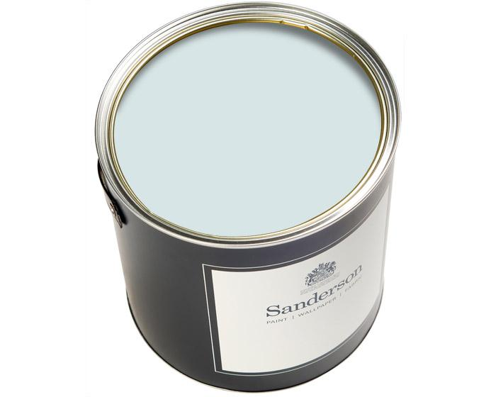 Sanderson Oil Based Eggshell Airlane Blue Paint