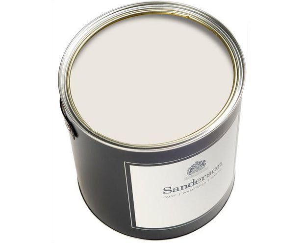 Sanderson Oil Based Eggshell Birch White Lt Paint