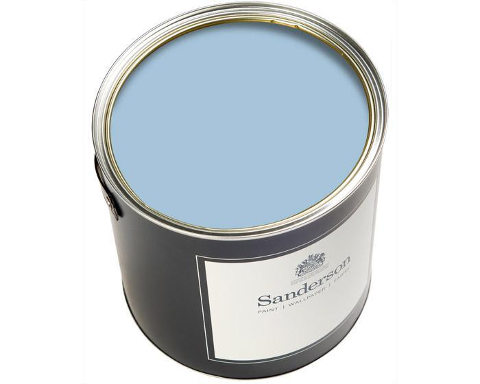 Sanderson Water Based Eggshell Boy Blue Paint