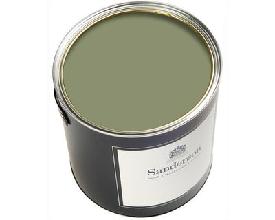 Sanderson Oil Based Eggshell Canopy Green Paint