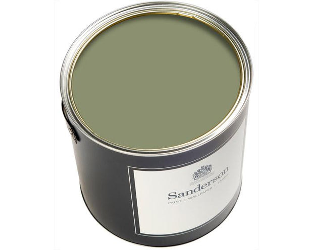 Sanderson Active Emulsion Canopy Green Paint