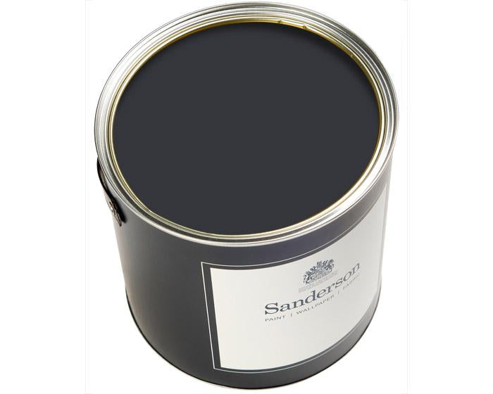 Sanderson Oil Based Eggshell Carbon Paint