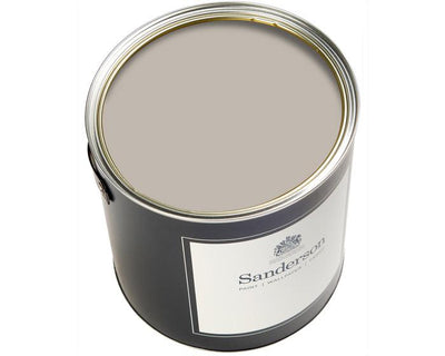 Sanderson Oil Based Eggshell Chateau Grey Paint