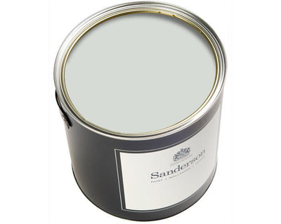 Sanderson Water Based Eggshell Cosmic Grey Paint