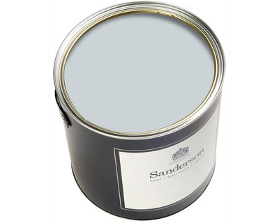 Sanderson Oil Based Eggshell Dawn Blue Lt Paint