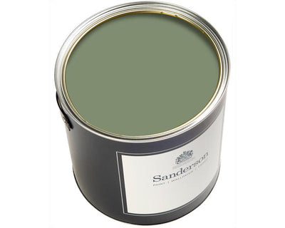 Sanderson Active Emulsion Devon Green Paint