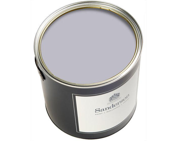 Sanderson Oil Based Eggshell Dusty Lilac Paint
