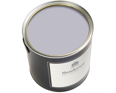 Sanderson Water Based Eggshell Dusty Lilac Paint