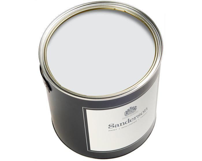 Sanderson Water Based Eggshell Etheral Blue Paint