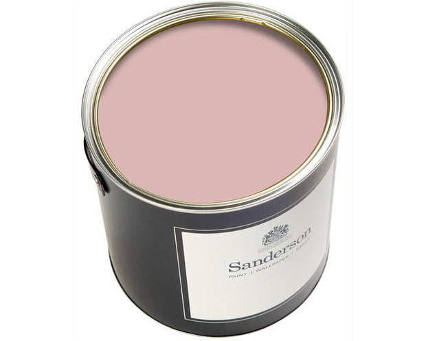 Sanderson Oil Based Eggshell French Rose Paint