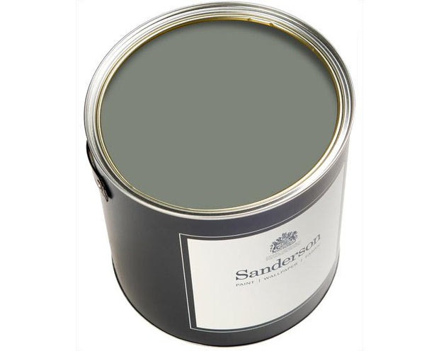 Sanderson Active Emulsion Gardenia Green Paint