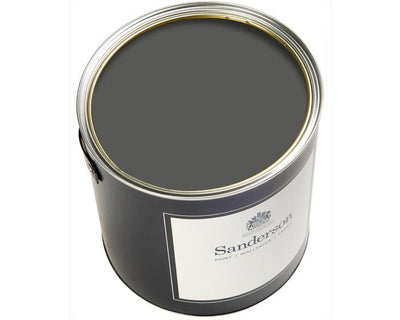 Sanderson Active Emulsion Graphite Paint