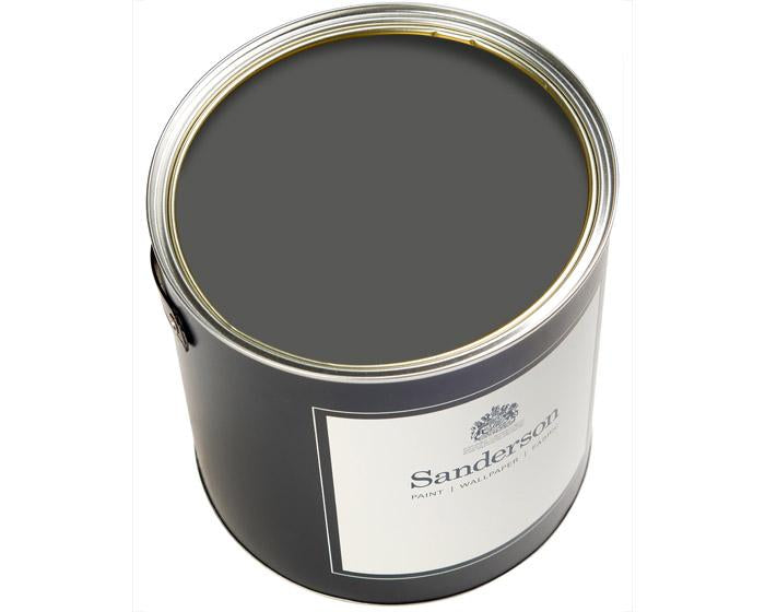 Sanderson Oil Based Eggshell Graphite Paint