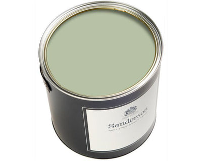 Sanderson Water Based Eggshell Green Grotto Paint