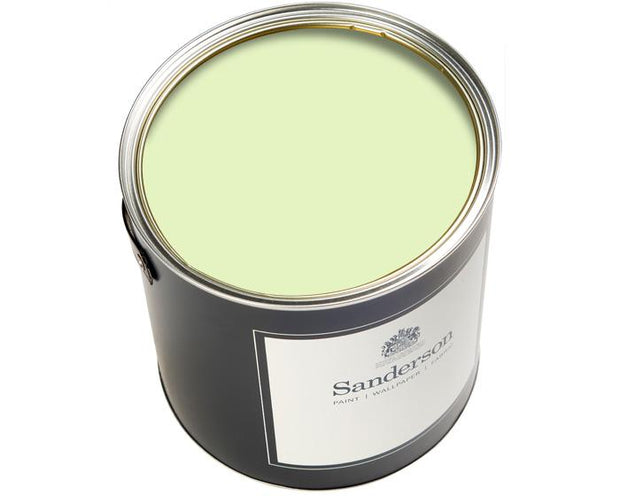 Sanderson Active Emulsion Green Shoot Paint