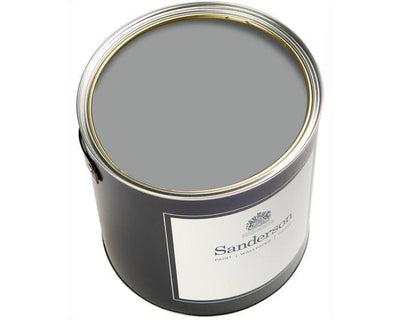 Sanderson Water Based Eggshell Gull Grey Paint