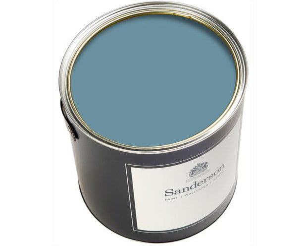 Sanderson Active Emulsion Harbour Blue Paint