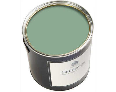Sanderson Oil Based Eggshell Hosta Green Paint
